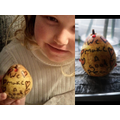 Lara's pear!