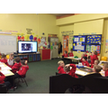 Year 2 listened to tracks from Welsh bands.