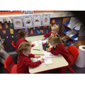Drawing an nocturnal animal and writing the name