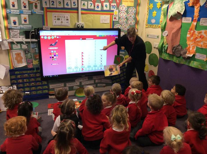 The children voted the most popular fairy tale