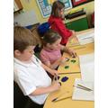 We identified key words.