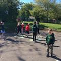 We enjoyed playing together!