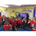 Reception loved listening and dancing to Tom Jones