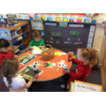Re-telling the story of Little Red Riding Hood