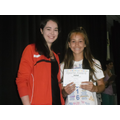 Netball - player of the year