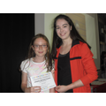 Athletics and cross country - most improved