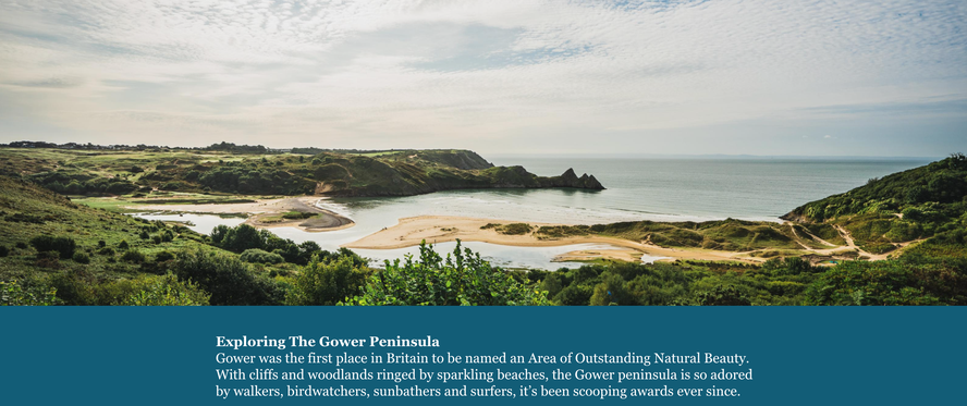 Click the picture to find out about 10 things not to miss on the Gower
