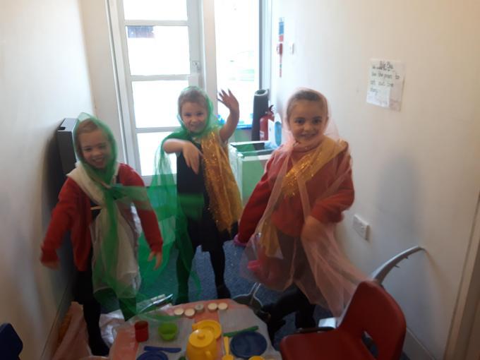 Role play - Diwali celebrations