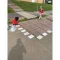 Creating a grid and using coordinates.