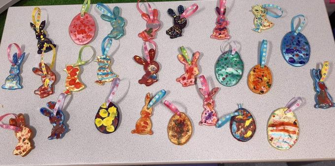 Fantastic Easter hanging decorations!