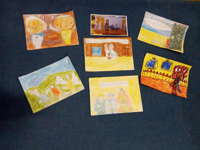 We have worked hard to tell the Nativity Story.
