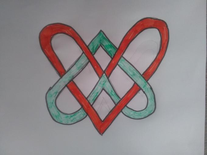 Zoe's Celtic design