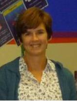 Caroline DuCann LA Representative (Vice-chair)