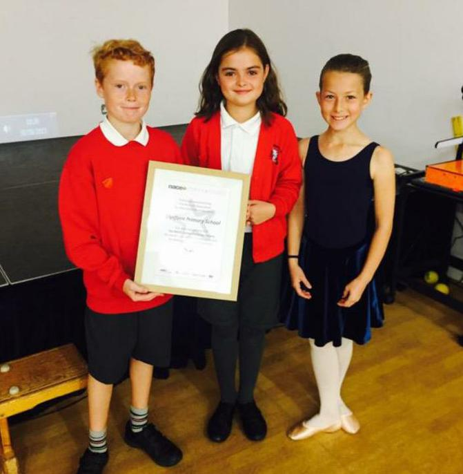 Our NACE Award