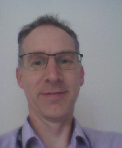 Chair, Ian Gunney Community Representative