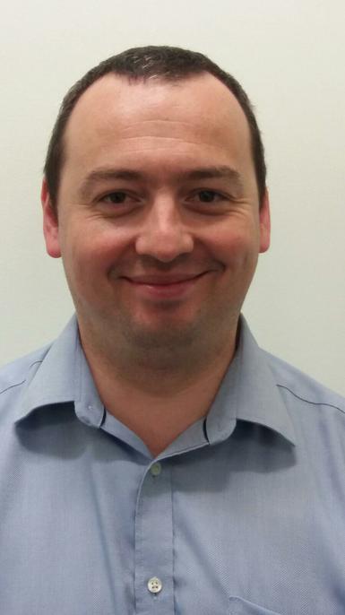 Ian Morris Community Representative
