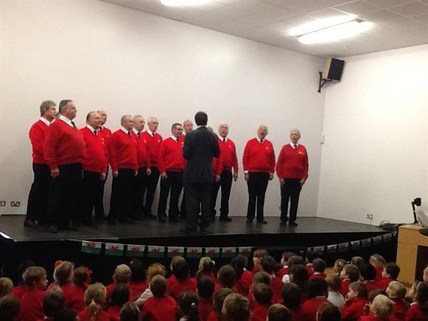 Cardiff Arms Park Choir