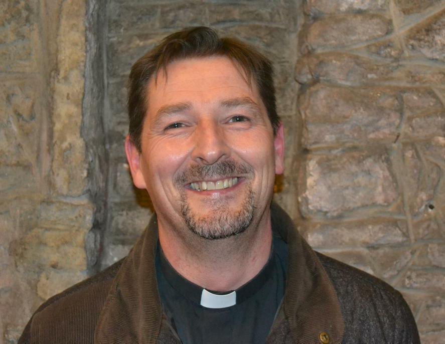 Rev. Chris Burr, Community Representative