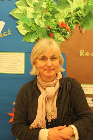 Sarah Peppiatt (Safeguarding)