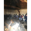 Inside Anglo-Saxon House