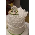 Cake donated by Sally Watson