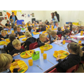 Early Years lunch hall