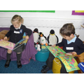 Early Years book corner