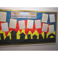 Year 2 learnt about the Great fire of London