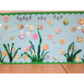 Early Years have enjoyed the 'Under the Sea' topic