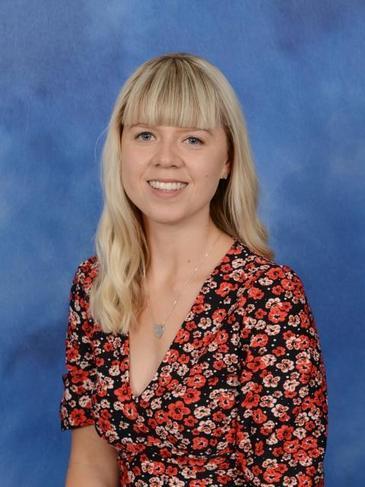 Miss C Cracknell - Class 3 Teacher