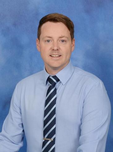 Mr D Burns - Class 2 Teacher