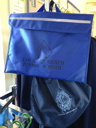 LHJS Bookbag and LHJS Swim Bag/P.E. Bag
