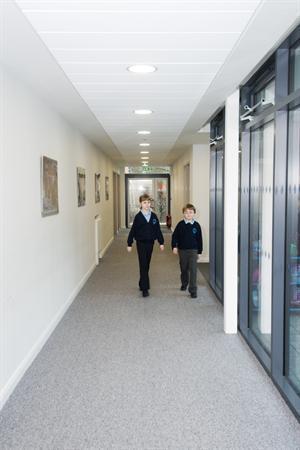 Year 6 Corridor