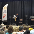Soloist performance - saxophone