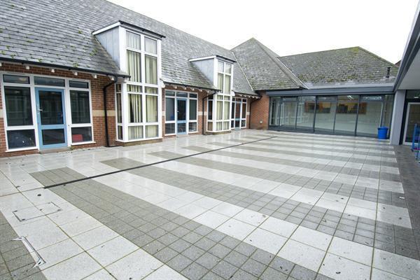 Quad - outside Year 4 classroom