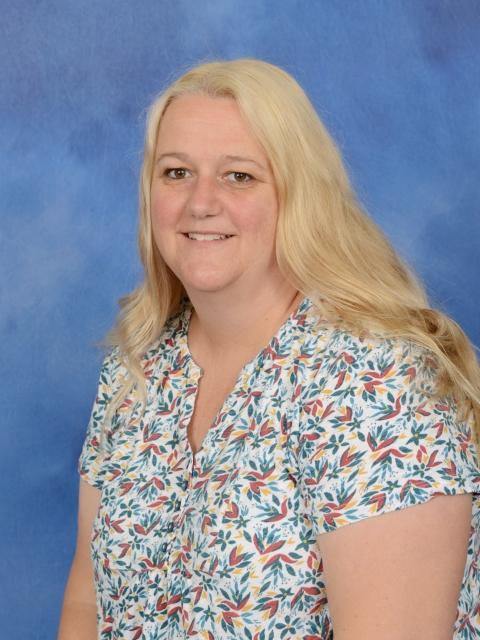 Mrs McTaggart - Learning Support Assistant