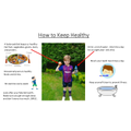 Finley's work on how to keep healthy