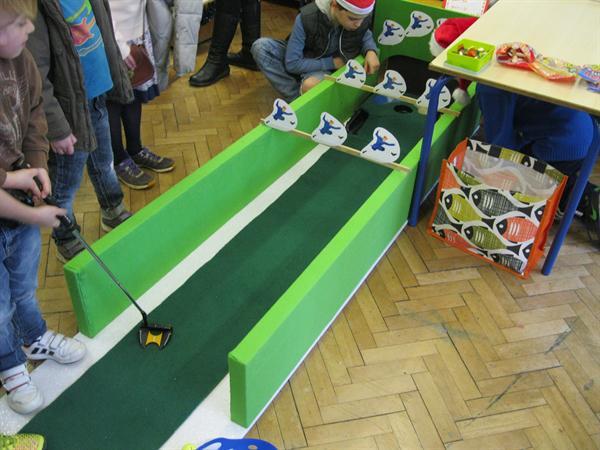 Christmas Fair- Class 5 games