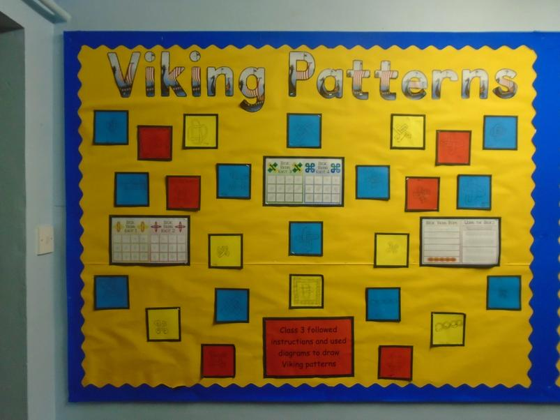 Viking Patterns