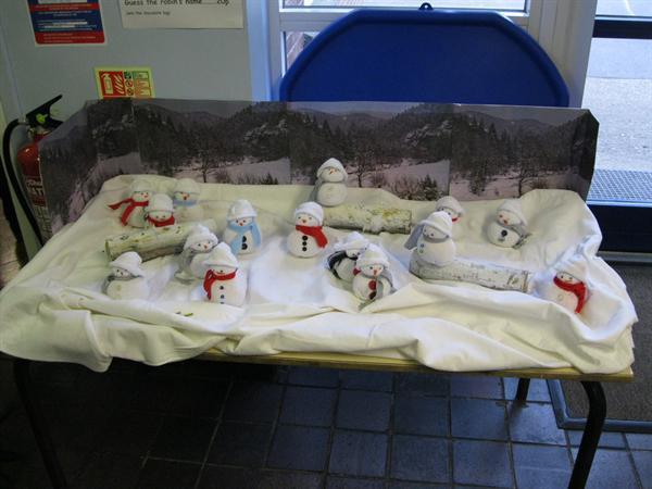 Christmas Fair- Class 3 stall