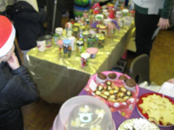 Christmas Fair- Surprise in a Jar