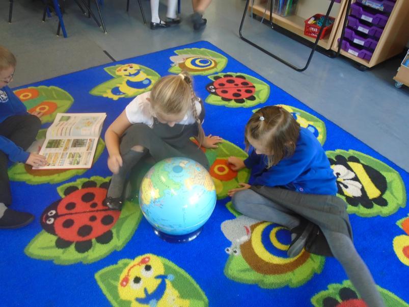 Globe work