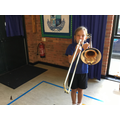Yr 4 trombonist