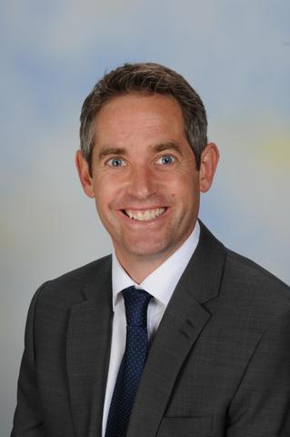 Mr Helm - Deputy Safeguarding Lead