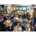 Vole Class Brass Band