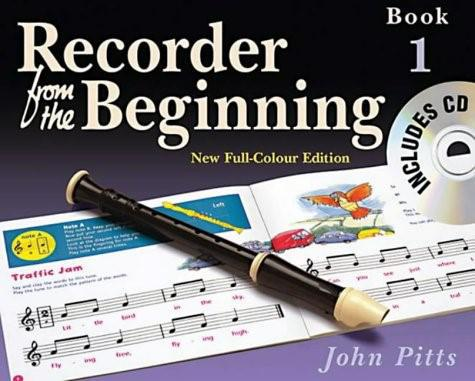 Recorder From The Beginning Book & CD