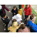 Making the snowmen