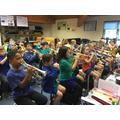 Otter Class Brass Band