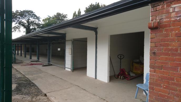 Week 6 - Shelter just needs doors