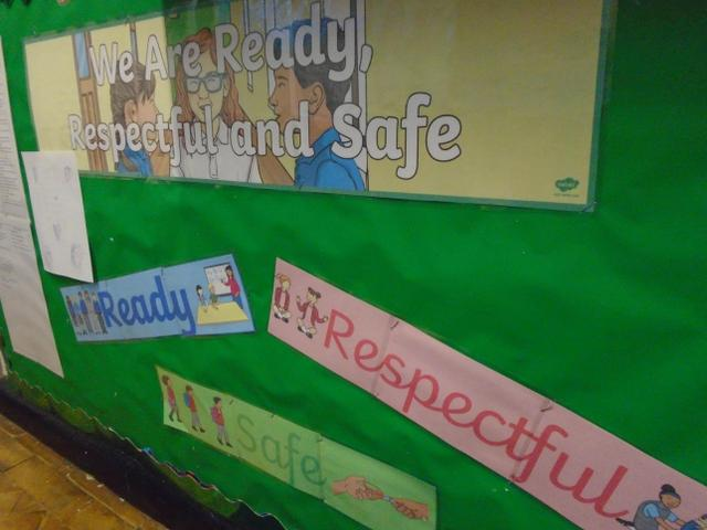 We are ready, respectful and safe!